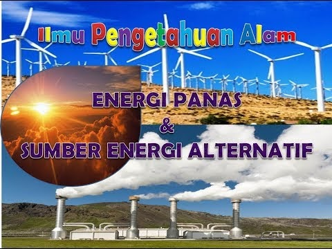 Energi Alternatif Sumber Energi Alternatif By Sumayasa Blogspot