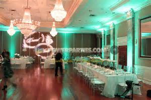 What is Uplighting for a Wedding or Quince ?   Power