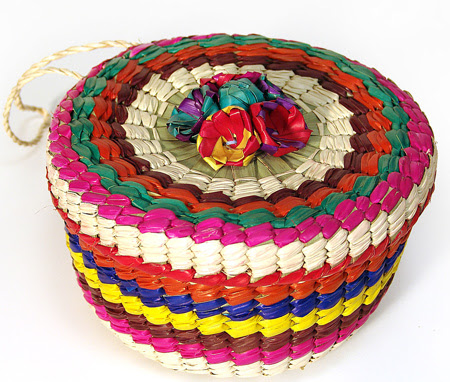Tortilla basket