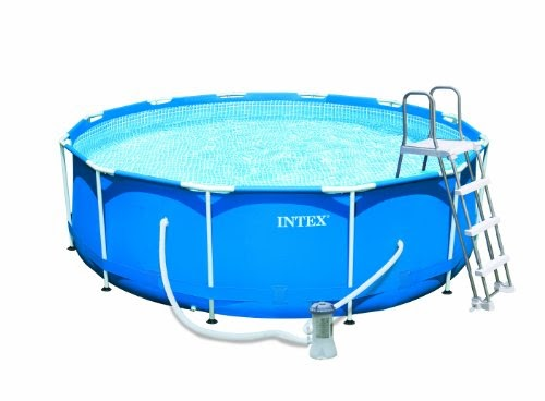 avis intex 54424fr piscine kit piscine metal frame 3