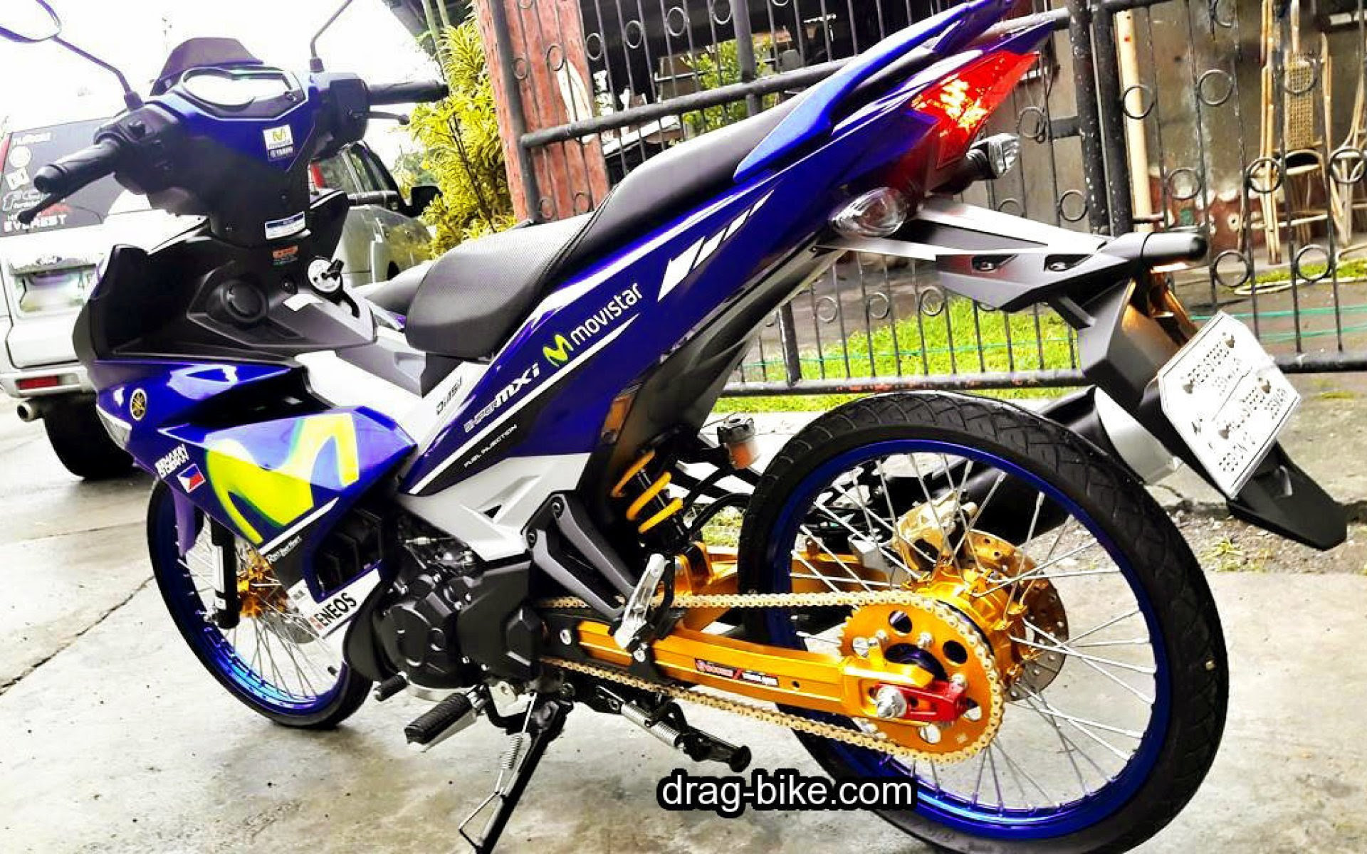 Download Koleksi 86 Foto Modifikasi Motor Jupiter Mx