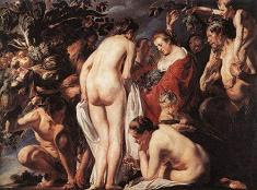 Allegory of Fertility - Jacob Jordaens