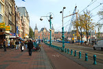 Amsterdam, on the Damark viewing Central Station