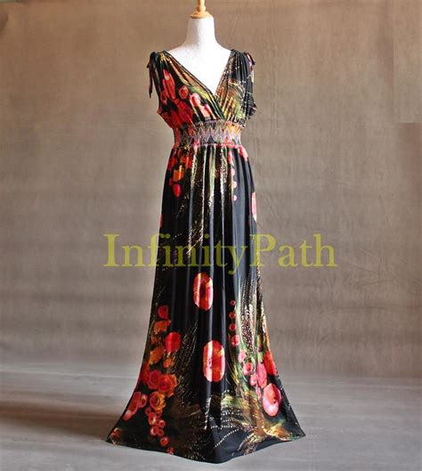 woman  size      maxi dress casual