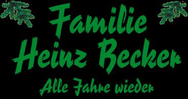 Heinz Becker Weihnachten