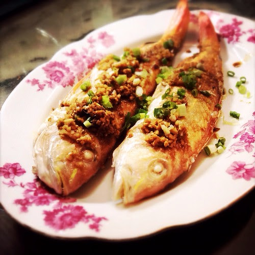 Chinese Pan Fried Fish With Sauce 煎紅衫魚 Chinese Recipes