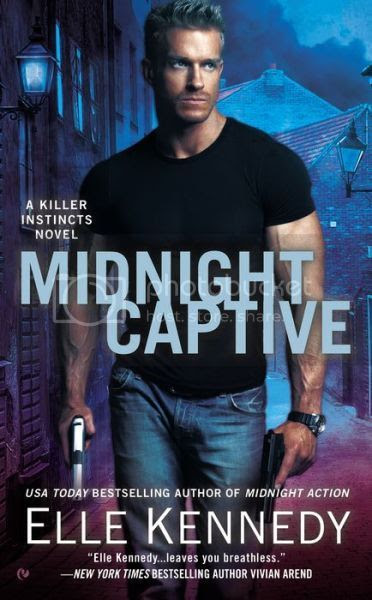 Midnight Captive Cover