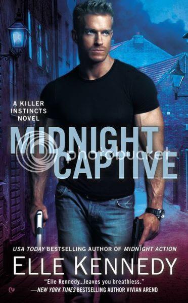 Midnight Captive Cover