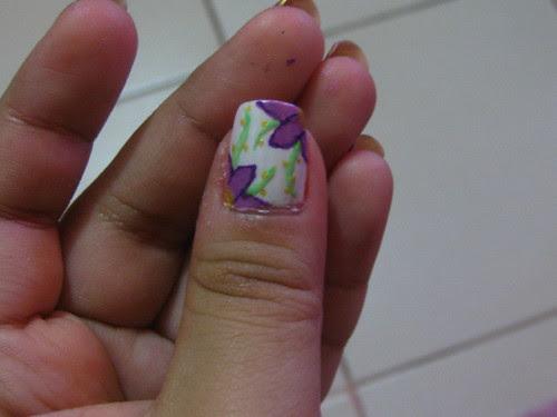 Airbrush Nails and Nail Art-1
