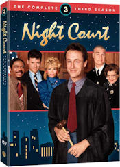Night Court - The Complete Third Season
