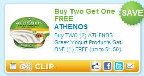 Athenos Coupon