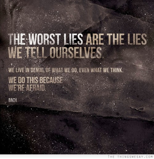 Lies We Tell Ourselves Enlightened Conflict