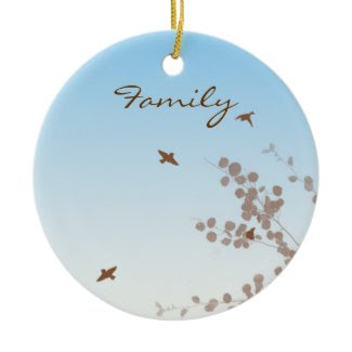 Taking Flight Ornament ornament