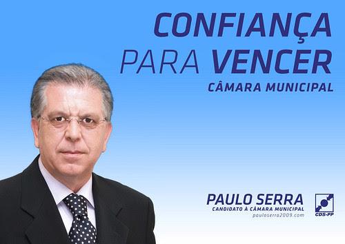 Paulo Serra CDS PP