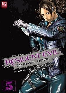 Resident Evil - Marhawa Desire 05