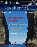 Summer 2010 Issue of California Kayaker Magazine