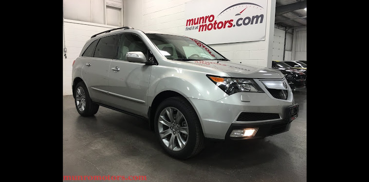 2011 Acura Mdx Sh Awd Review