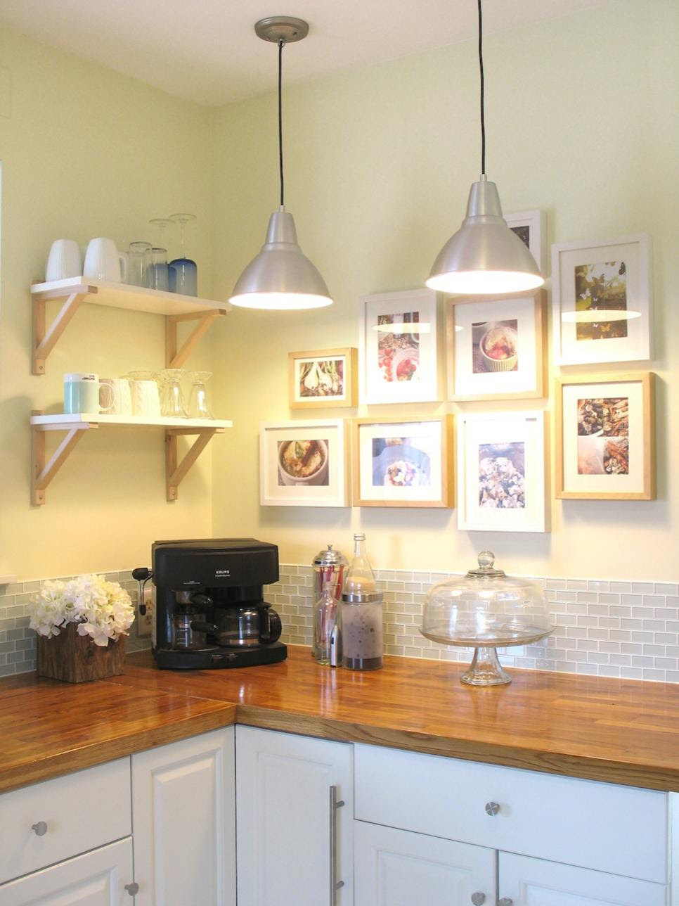 Painted Kitchen Cabinet Ideas | HGTV