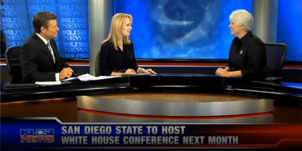 Dr. Hatch speaks to KUSI