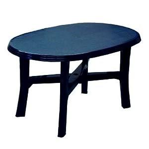 roller gartentisch tamigi blau gartentisch kunststoff. Black Bedroom Furniture Sets. Home Design Ideas