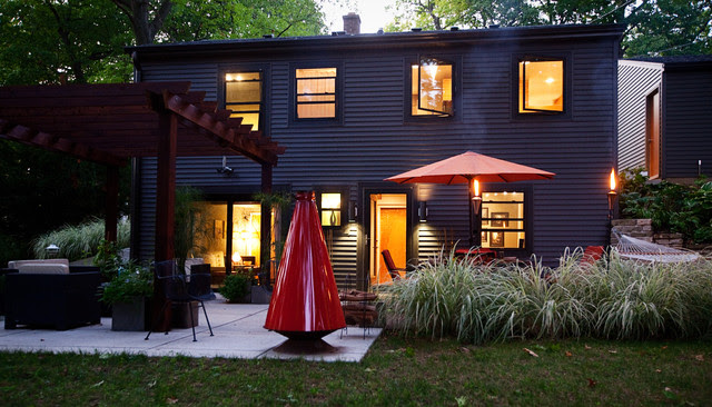 Whole House Renovation  Traditional  Exterior  milwaukee  by Modern Edge Design