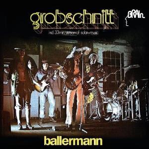 Grobschnitt Ballermann album cover