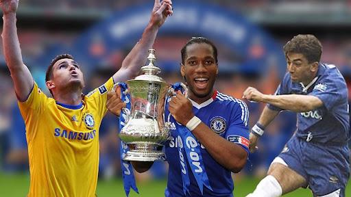 Avatar of Lampard, Drogba & Di Matteo - watch Chelsea's best FA Cup final goals