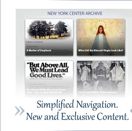 Simplified Navigation. New and Exclusive Content.