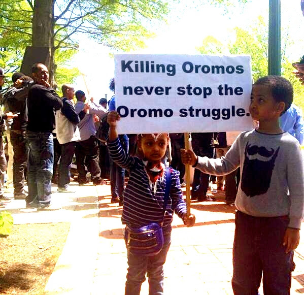 Risultati immagini per Oromo killed