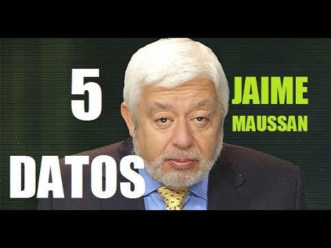 10 datos fuera de este mundo sobre Jaime Maussan