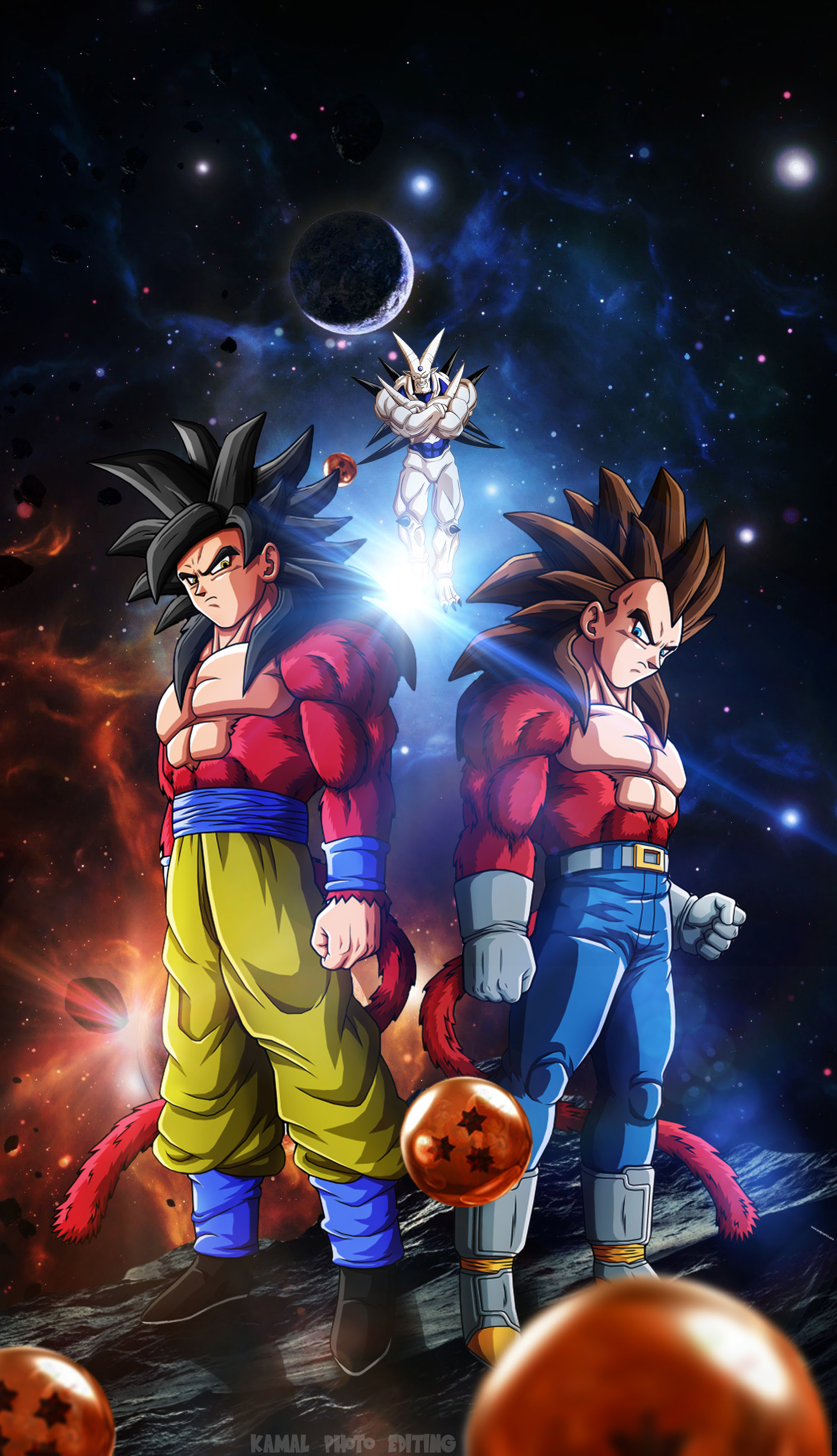 Goku 4k Wallpaper For Mobile Gambarku