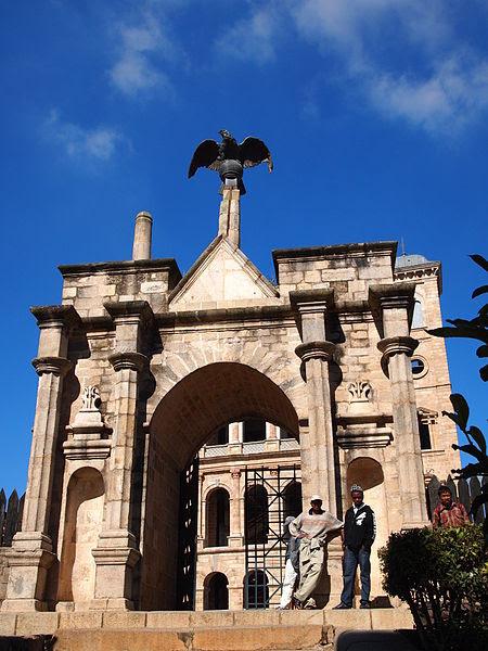 File:Gate to the Rova of Antananarivo, Madagascar - 2.JPG