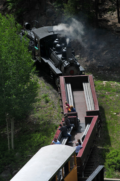 Georgetown Loop Train