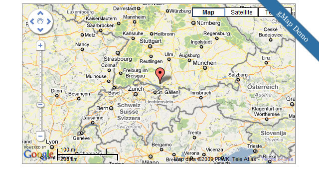10 Jquery Plugins For Implementing Feature Rich Google Maps