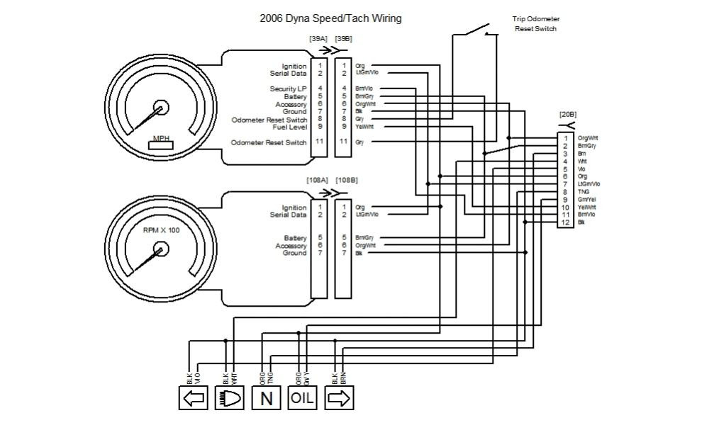 Tach Harley Wiring 67152 95 Wiring Diagrams Auto Camp Join Camp Join Moskitofree It