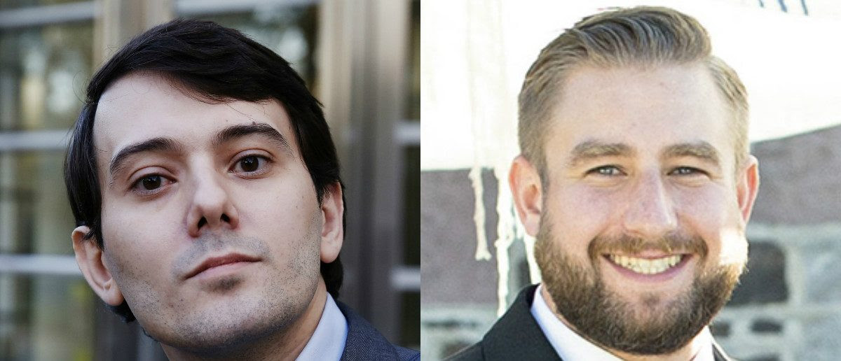 Martin Shkreli: REUTERS/Brendan McDermid, Seth Rich: The Publicity Agency