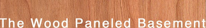 The Wood Paneled Basement