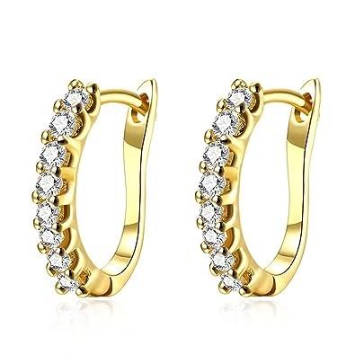 14k Gold Butterfly Backings /& Sterling Silver Basket Settings Tear Drop Pear Shape Simulated Ruby Cubic Zirconia Stud Earrings 4.00ctw