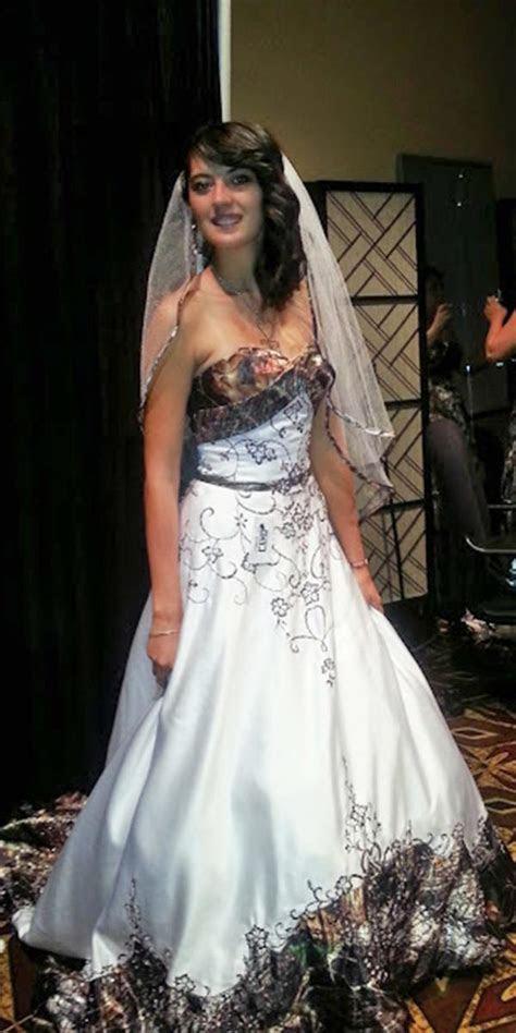Cheap Camo Wedding Dresses For Every Budget   Wedding