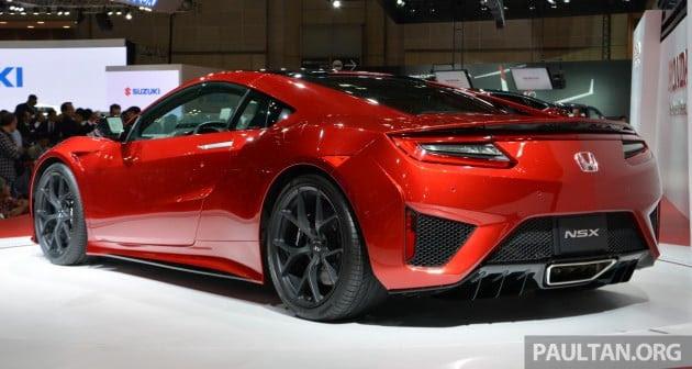 Harga untuk Honda NSX 2016 didedahkan - lebih mahal dari ...