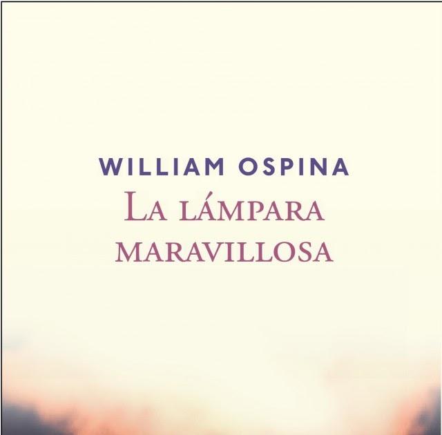 maravillosa La La Ospina lámpara William qUSpzMV