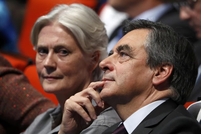 Penelope Fillon aurait «perçu environ 500 000 euros... (Photo Charles Platiau, archives REUTERS)