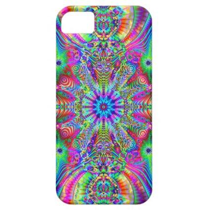 Cosmic Creatrip - Psychedelic trippy design iPhone 5 Case