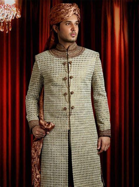 Garments design: wedding sherwani for men