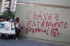Venezuela's Chavez Dies at 58