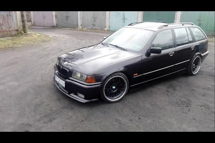 Bmw E39 Touring German Style