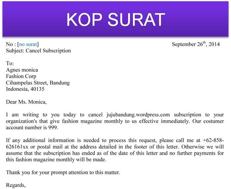 Contoh Email Dalam Bahasa Inggris Untuk Melamar Kerja