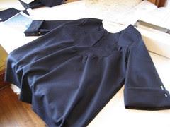 wool tunic - simplicity pattern #3964