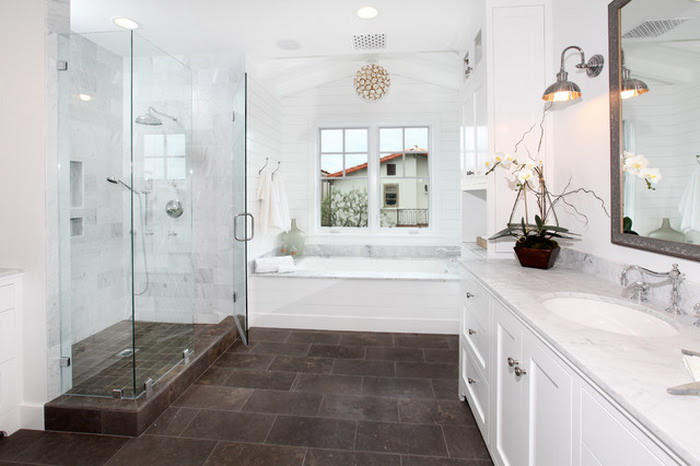 25 TRADITIONAL BATHROOM DESIGNS TO GIVE ROYAL LOOK ...