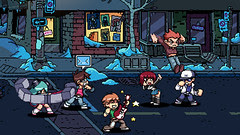 Scott Pilgrim vs the World: The Game
